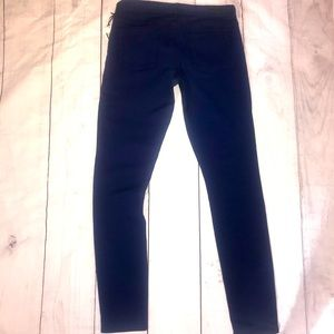 Articles of Society Color Block Jean Black & Blue